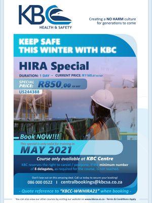 KBC-Centre-May-2021-HIRA